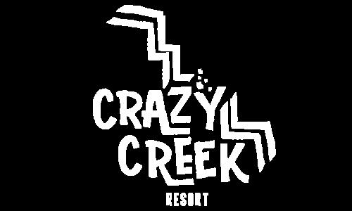 Crazy Creek Resort Logo design by Brandnetic Studios