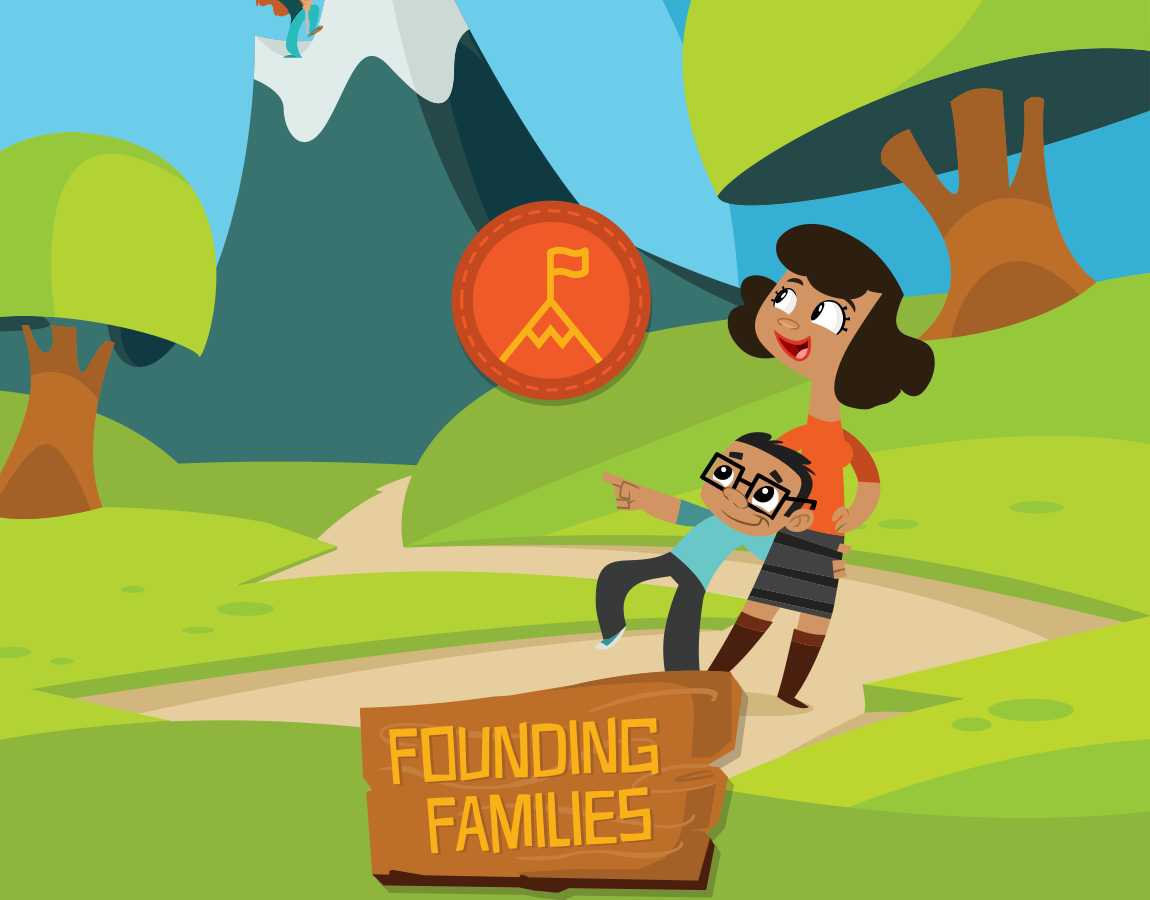Mazu Founding Families