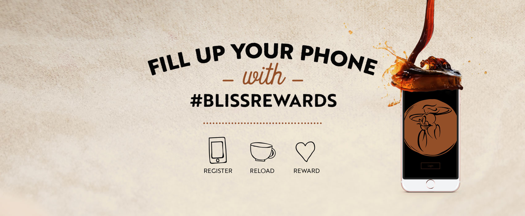 Brandnetic Marketing Campaign For Bliss Loyalty Program