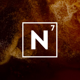 N7 Nitro Cold Brew Coffee Can
